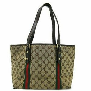 100% Authentic Gucci Handbag Purse Medium Tote